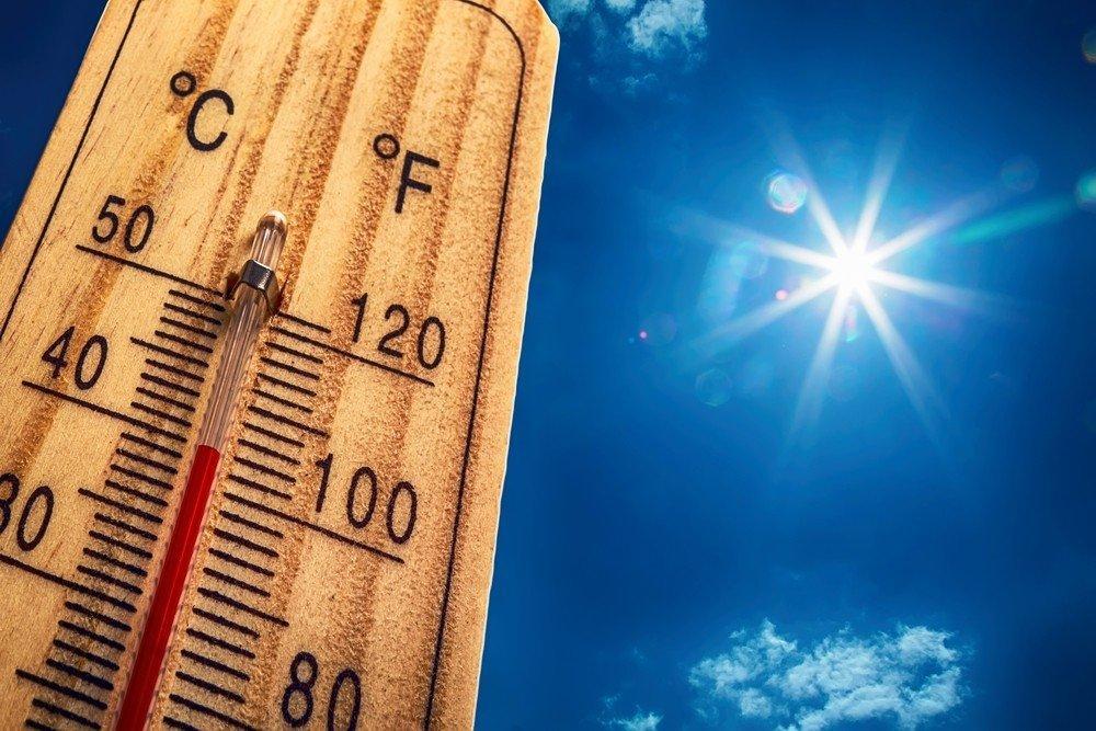 ką daryti karštyje su hipertenzija)
