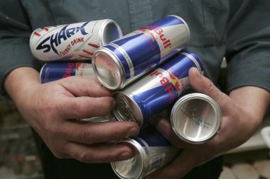 ar galima gerti energetinius gėrimus su hipertenzija)