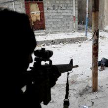 Kur veda aštriausi Artimųjų Rytų konfliktai?