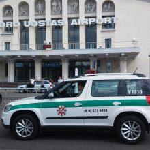 Vilniuje netoli oro uosto rastas sprogmuo