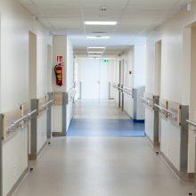 Vilniaus ligoninėje tragiškai mirė vyras