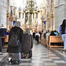 Kaune – kardinolo S. Tamkevičiaus Padėkos Mišios (stebėkite tiesiogiai)