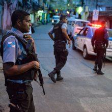 """""""Amnesty International"""": Brazilijos policija atsakinga dėl daugiau nei 1500 žūčių"""