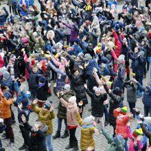 Valstybės dienos minėjimas – šokio ritmu