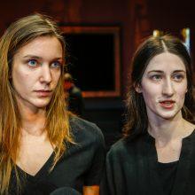 """Klaipėdos dramos teatro scenoje – šiuolaikinė """"Antigonė"""""""