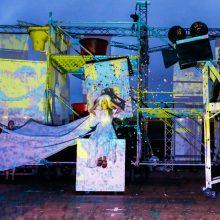 """Jubiliejinis """"Šermukšnis"""" tęsiasi ir sekmadienį: miestas tapo teatru"""