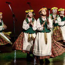 Klaipėdoje artėjančios šventės proga – linksmas koncertas