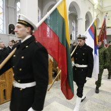 Lietuvos kariuomenės dienos minėjimas Klaipėdoje