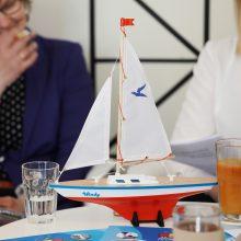 Laivų parade – tradicijos ir naujovės