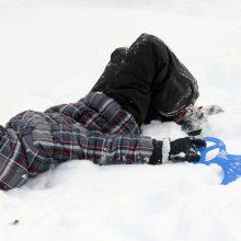 Aktyvūs kauniečiai: žiemai priekaištų neturime