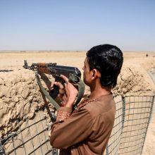 JAV kariuomenės išvedimo iš Afganistano salygos aptartos su oficialia valdžia ir Talibanu