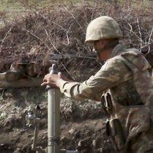 JT Saugumo Taryba ragina nedelsiant nutraukti susirėmimus Karabache