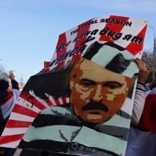 Opozicionierius: A. Lukašenka pažadėjo, kad ši jo kadencija – paskutinė
