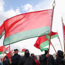 Baltarusijos URM žada paskelbti ES atsakomąsias sankcijas