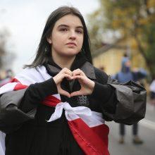 Baltarusių opozicija kreipėsi į viso pasaulio parlamentus