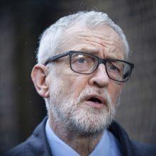 JK ataskaita dėl antisemitizmo: leiboristai vadovaujant J. Corbynui pažeidė įstatymą