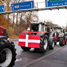 Daugėjant koronaviruso atvejų, Danija griežtina apribojimus
