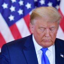 D. Trumpas susilaukė aštrios Kongreso narių kritikos