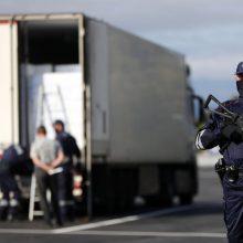 Po atakos Nicoje Prancūzija stiprina sienų apsaugą