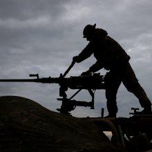 Turkija: ES ginklų embargas Libijai yra nevykęs sprendimas