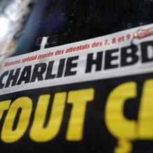 """Prancūzų policija ėmėsi saugoti žurnalo """"Charlie Hebdo"""" darbuotoją"""
