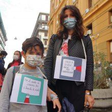 Italija imasi griežtesnių priemonių kovai su koronavirusu