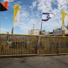 Europos šalys smerkia naujų Izraelio nausėdijų kūrimą