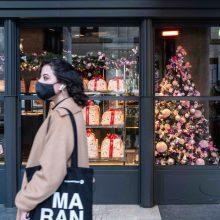 PSO ragina vengti susibūrimų per Kalėdas