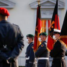 Vokietija išmokės kompensacijas homoseksualiems kariams
