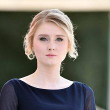 Lenkijos prezidento duktė kritikuoja sugriežtintą abortų įstatymą