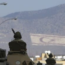 Turkija EP rezoliuciją dėl pajėgų patraukimo iš Kipro įvardijo kaip šantažą