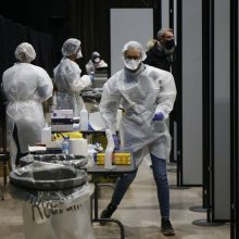 Latvijoje per parą patvirtintas 331 naujas COVID-19 atvejis, 15 žmonių mirė
