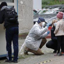 Lenkijoje nustatyta daugiau kaip 10 tūkst. naujų COVID-19 atvejų