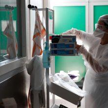 Paryžiaus ligoninės dėl koronaviruso atšaukia operacijas