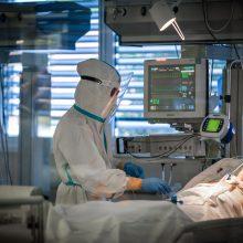 Vengrijoje smarkiai išaugo mirčių nuo koronaviruso skaičius