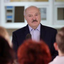Vakarų diplomatai ragina Baltarusiją netrukdyti jiems vykdyti savo pareigų