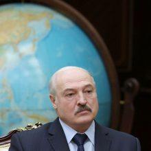 A. Lukašenka pasaulyje mato globalių žaidėjų valdomą chaosą