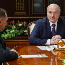 A. Lukašenka paragino kurti Baltarusijoje liaudies draugoves