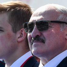 """A. Lukašenka: sekmadienį Minske bus """"padaryta tvarka"""""""