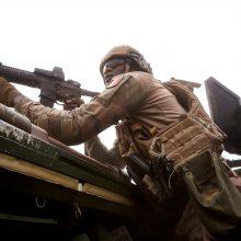 Prancūzų pajėgos Malyje nukovė per pusšimtį džihadistų