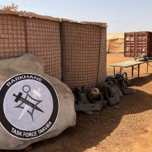 Malio šiaurėje atakuotos šalies ir užsienio karinės bazės