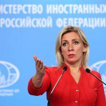 Rusija žada atsakyti į ES sankcijas