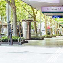 Australijos Viktorijos valstijoje atšaukiamas visuotinis karantinas