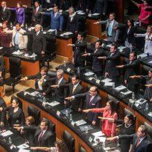 Meksikos Senatas pritarė prezidento neliečiamybės panaikinimui