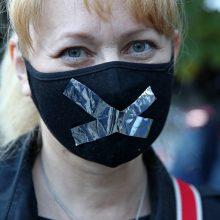 Baltarusijoje nustatyti 206 nauji COVID-19 atvejai