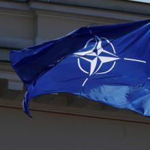 JAV pasiuntinys informavo NATO apie ginklų kontrolės derybas su Rusija