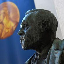 Norvegija suteikė karantino išimtį 2020-ųjų Nobelio premijos laureatams
