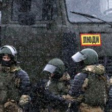 Baltarusijos opozicija paskelbė šešis įvykių šalyje scenarijus