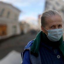 Rusijoje nustatytas užsikrėtimo koronavirusu rekordas