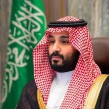 """Saudo Arabijos princas žada """"geležiniu kumščiu"""" smogti ekstremistams"""